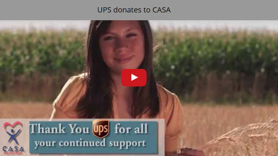 UPS donates to CASA Imperial County