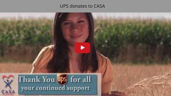 UPS donates to CASA Imperial County